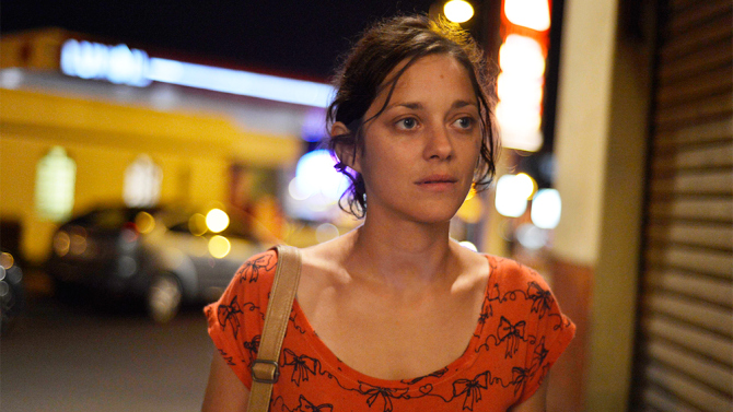 Marion Cotillard in Two Days, One Night