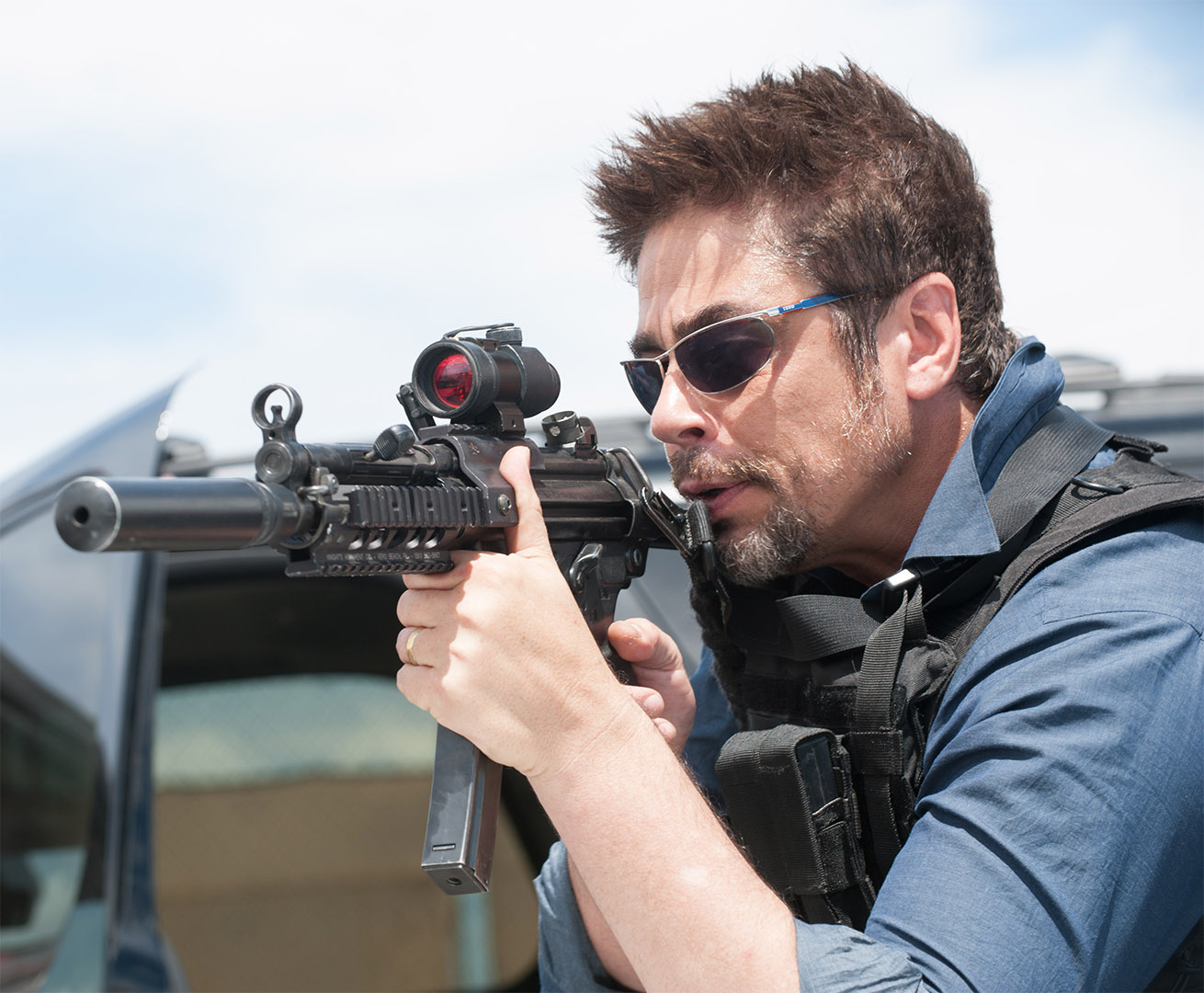 Sicario - In Competition