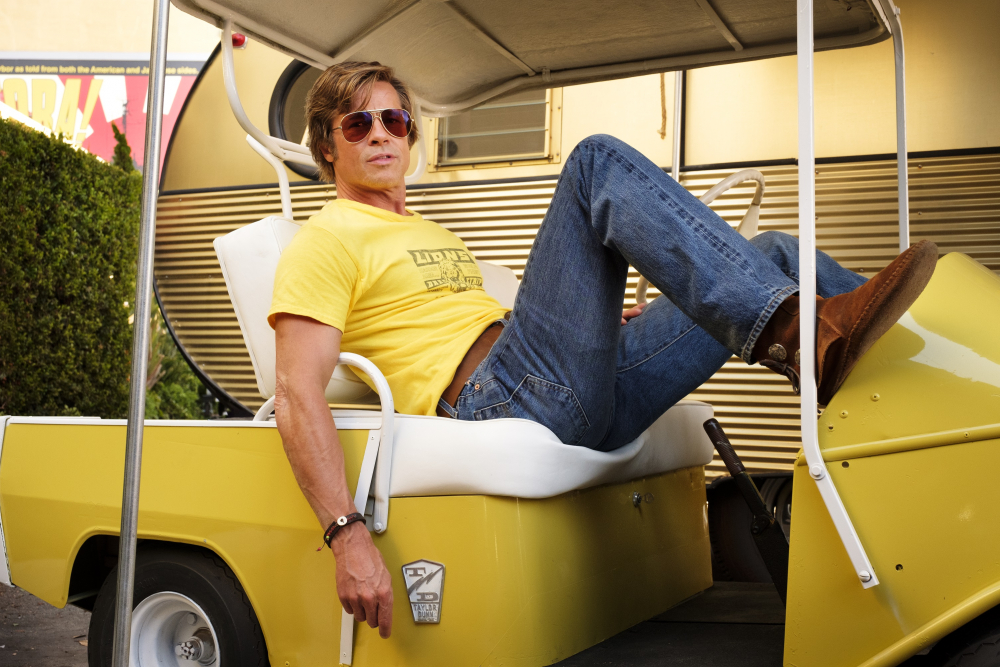 Once Upon a Time.. In Hollywood (Quentin Tarantino)