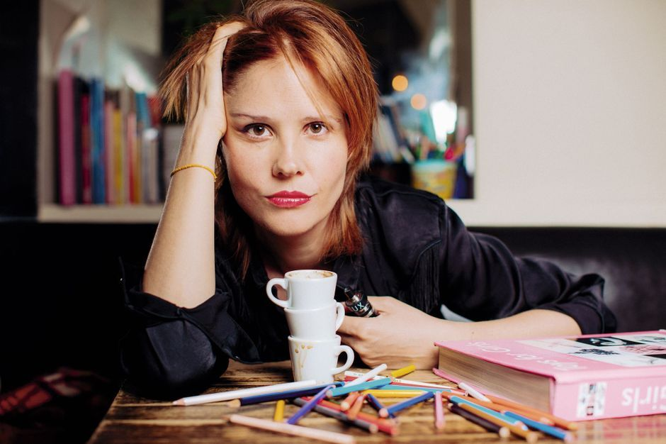 Justine Triet (Sibyl)