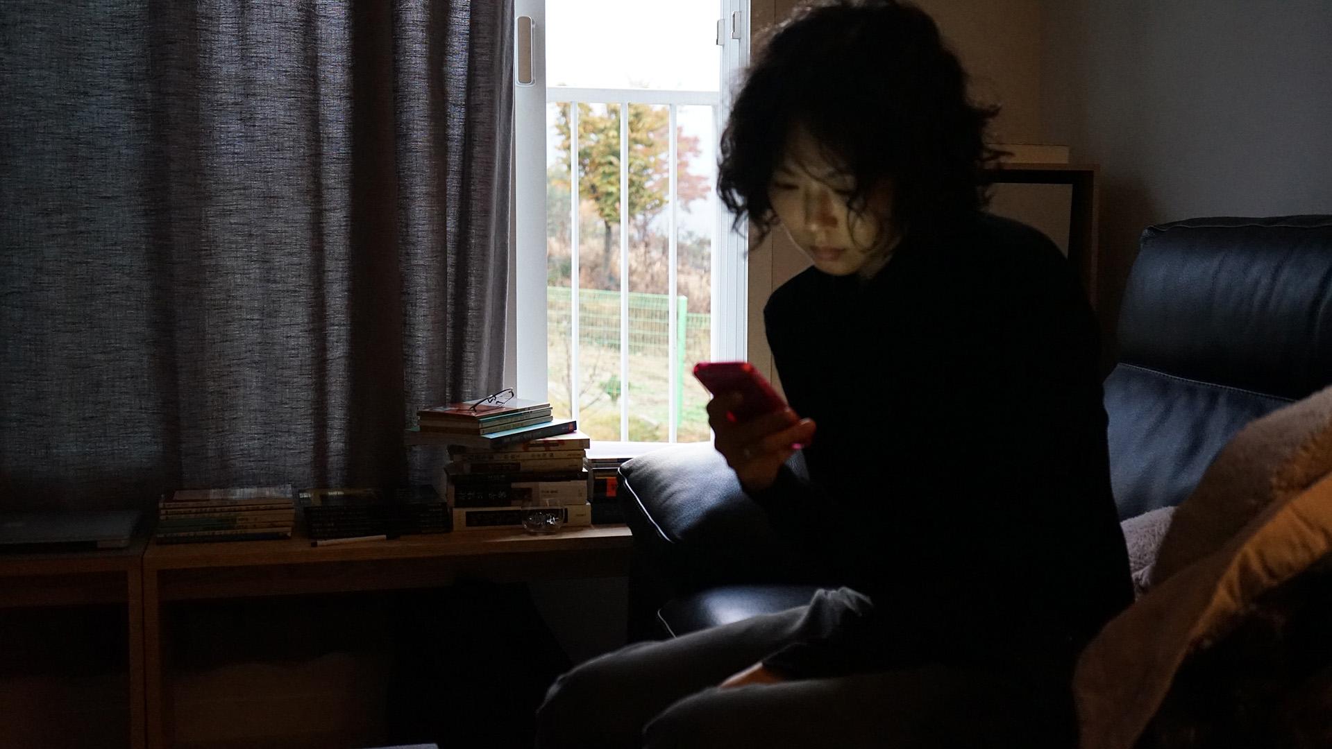 The Woman Who Ran (Hong Sangsoo)