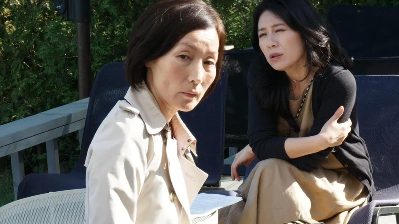 In Front Of Your Face (Hong Sang-soo)