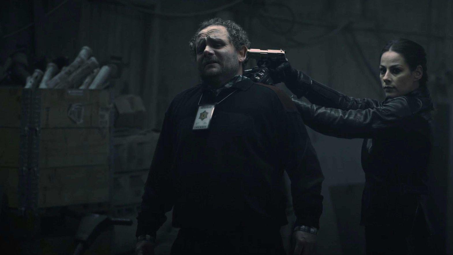 Cop Secret (Hannes Þór Halldórsson)